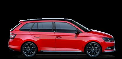 Škoda Fabia Estate Aut.